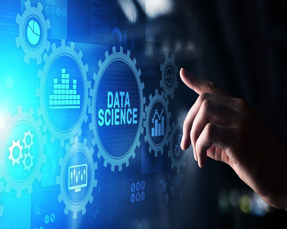 Data Science machine learning data mining